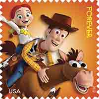 toy story stamp
